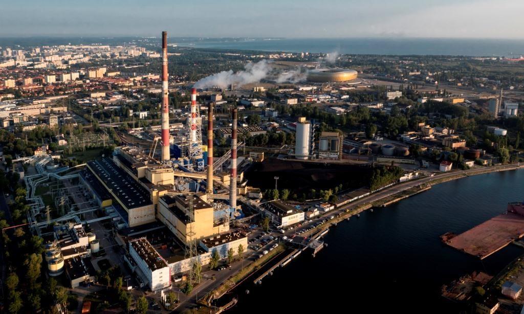 Elektrociepłownia w Gdańsku