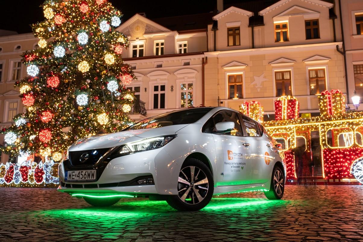 PGE 4Mobility pierwszy elektryczny carsharing w Rzeszowie