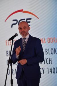EDO PGE - Michał Kurtyka, Minister of Climate