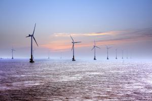 offshore wind farms - adobe stock