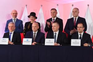 Elektrownia Dolna Odra - podpisanie umowy