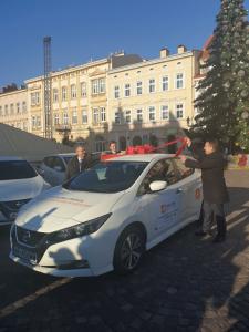 PGE 4Mobility elektryczny carsharing Rzeszów
