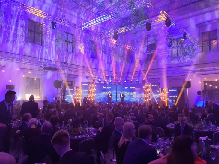 Rozdanie nagród Digital Excellence Awards