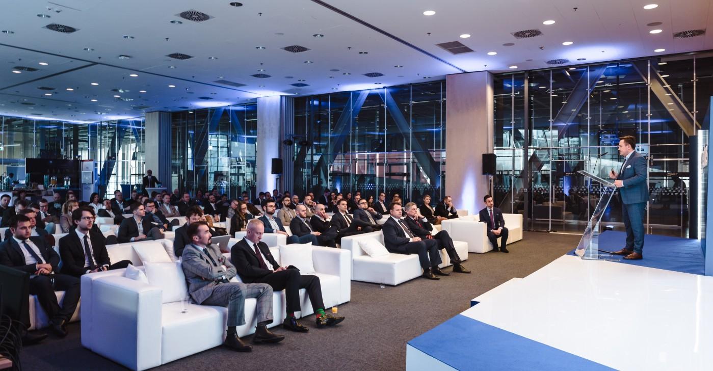 PGE Ventures' press conference