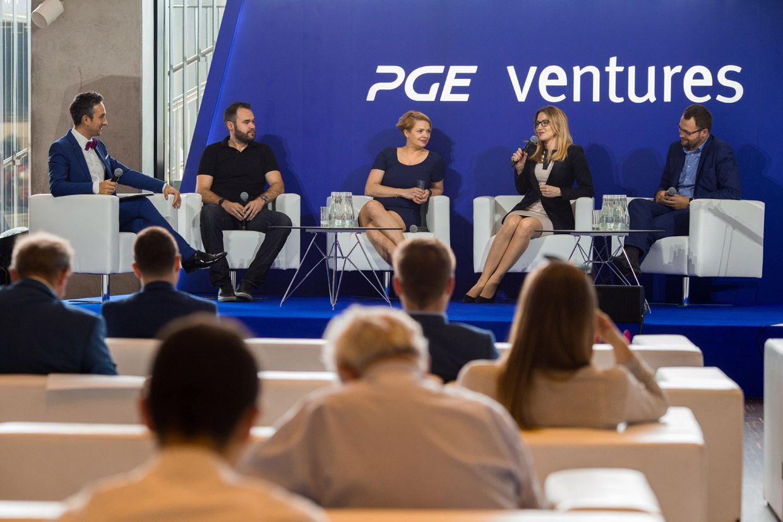 PGE Ventures - Konferencja prasowa