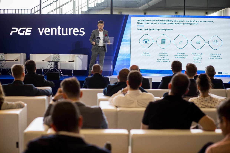 Konferencja prasowa: Inauguracja działalnosci PGE Ventures